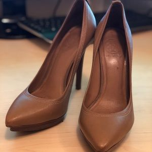 Tory Burch Pumps Brown leather